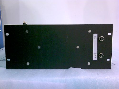 0010-09297 : ASSY 15 VOLT POWER SUPPLY