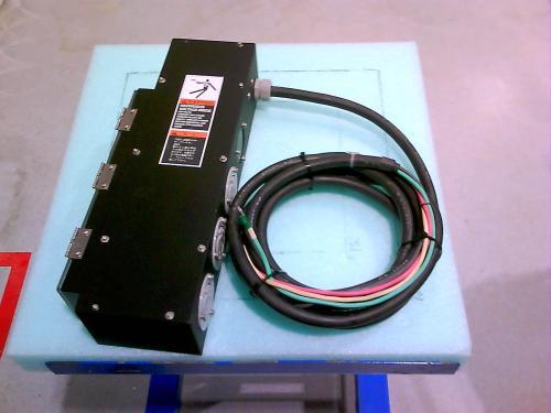 0010-09809 : ASSY, RF CB BOX, DELTA PHASE 2