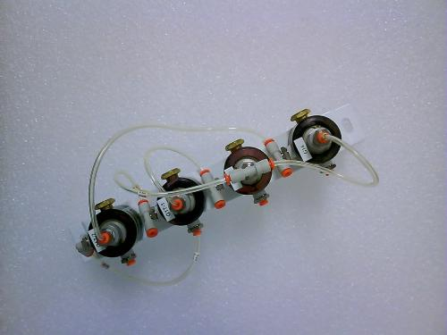 0010-18214 : ASSEMBLY, LOCK-OUT VALVES, LF HD ULTIMA