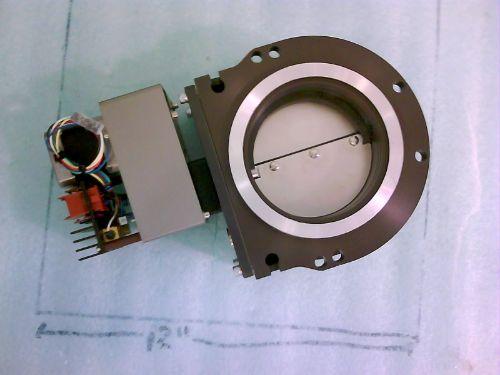 0010-02160 : Non-heated throttle valve, Etch