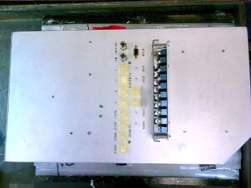 0010-17068 : Assy, Dome temp control Ultama HD CVD