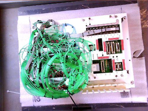 0010-01250 : VME2 ASSY, CONTROL, MCE, CH. D