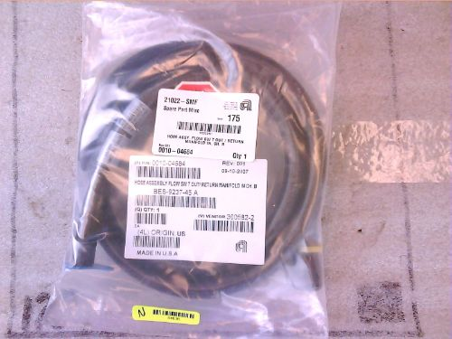 0010-04684 : Hose assy flow sw 7 out return manifold in ch b