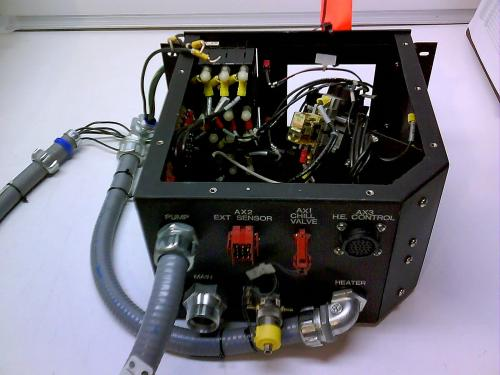 0010-00154 : HEAT EXCHANGER AC BOX