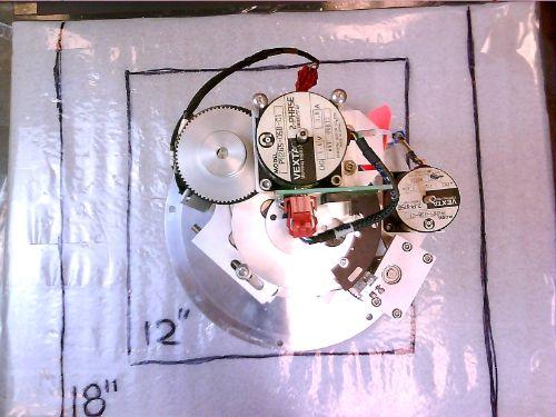 """0010-09195 : Robot Assy P5000 4"""" 5"""" 6"""""""