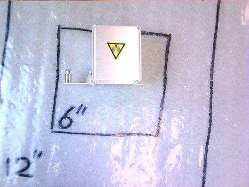 000-1053-790 : COVER, RF INTLK 180 DEG, MED CONN, ENI NOVA-50 , GHW-50