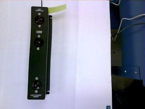 0010-03898 : OCR C2 AC POWER STRIP ASSEMBLY