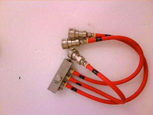 0010-09742 : ASSY, WATER MANIFOLD, RF GENERATOR, WATER IN