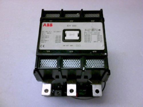 Part Number ABB EH550