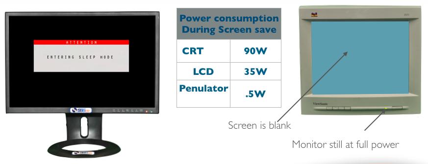 Penulator Pro Monitor - SSSCo